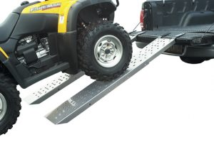 10-84TR | Ohio Steel 625 lb Aluminum Telescoping Loading Ramp