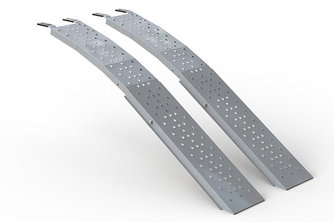 AF-2100SLR | AllFitHD 2100 lb Steel Loading Ramps