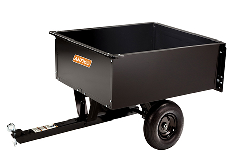 AF-350S | AllFitHD 9 cu ft Steel Dump Cart