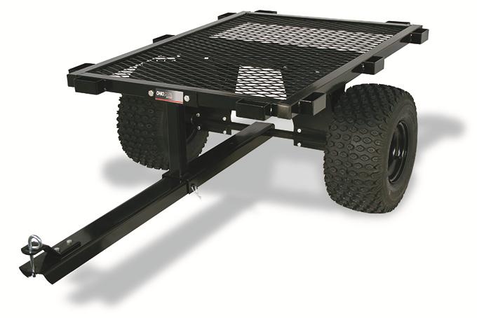 FB-ATV | Ohio Steel Flatbed ATV Dump Cart
