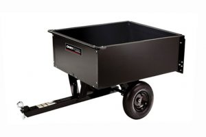 2638HKD | Ohio Steel 9 cu ft Steel Dump Cart