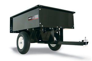 3042HKD | Ohio Steel 10 cu ft Steel Dump Cart