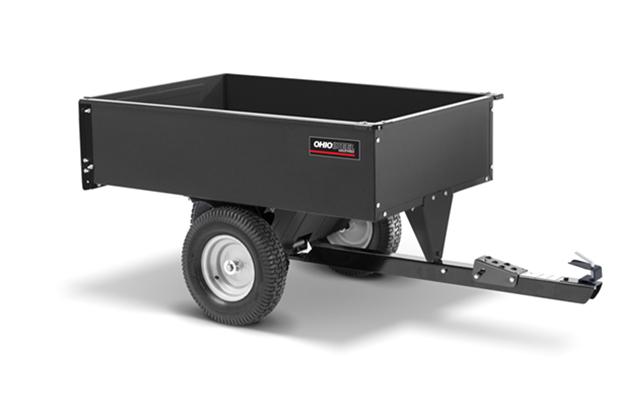 3048-SD | Ohio Steel 12 cu ft Steel Swivel Dump Cart