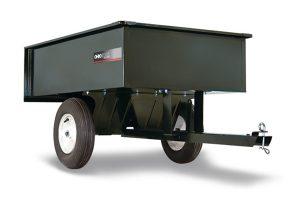 3048H | Ohio Steel 12 cu ft Welded Steel Dump Cart