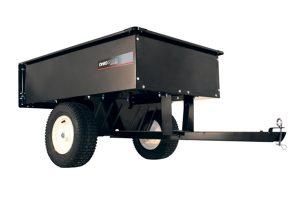 3048HKD-ATV | Ohio Steel 12 cu ft Steel ATV Dump Cart