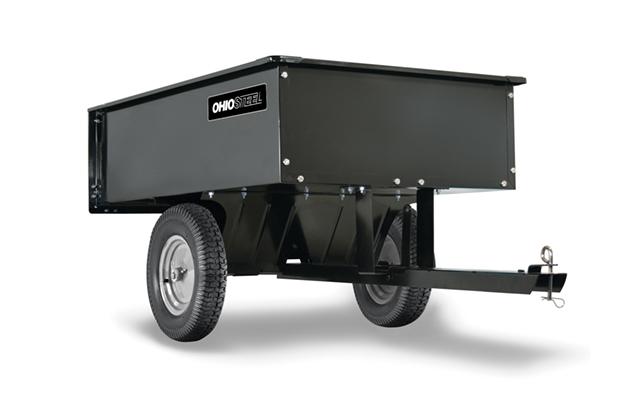 3048HKD | Ohio Steel 12 cu ft Steel Dump Cart