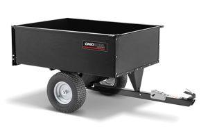 3448-SD | Ohio Steel 16 cu ft Steel Swivel Dump Cart