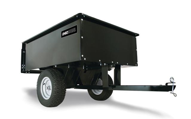 3448HKD | Ohio Steel 16 cu ft Steel Dump Cart