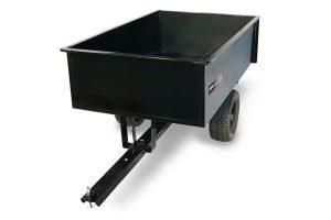 3460 | Ohio Steel 20 cu ft Welded Steel Dump Cart