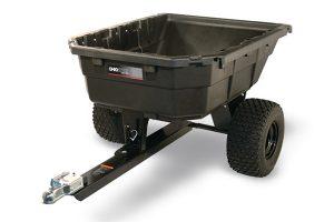 4048P-ATV | Ohio Steel 15 cu ft Poly ATV Dump Cart