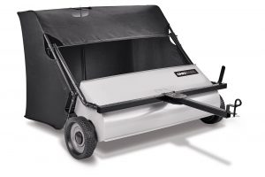 "4222V2 | Ohio Steel 42"" 22 cu ft Lawn Sweeper"
