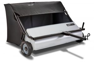 "5026V2 | Ohio Steel 50"" 26 cu ft Lawn Sweeper"
