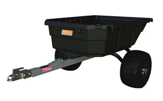 AF-1250PS-ATV | AllFitHD 15 cu ft Poly Swivel ATV Dump Cart