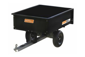 AF-600S | AllFitHD 10 cu ft Steel Dump Cart
