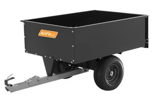 AF-1250SS1 | AllFitHD 16 cu ft Steel Swivel Dump Cart