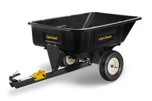 CC-3040PS | Cub Cadet 10 cu ft Poly Swivel Dump Cart