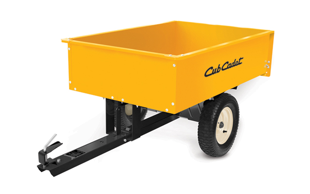 CC-3048HKD | Cub Cadet 12 cu ft Steel Dump Cart