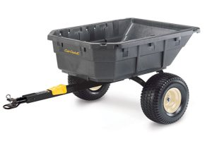 CC-4048PSATV | Cub Cadet 15 cu ft Poly Swivel ATV Dump Cart