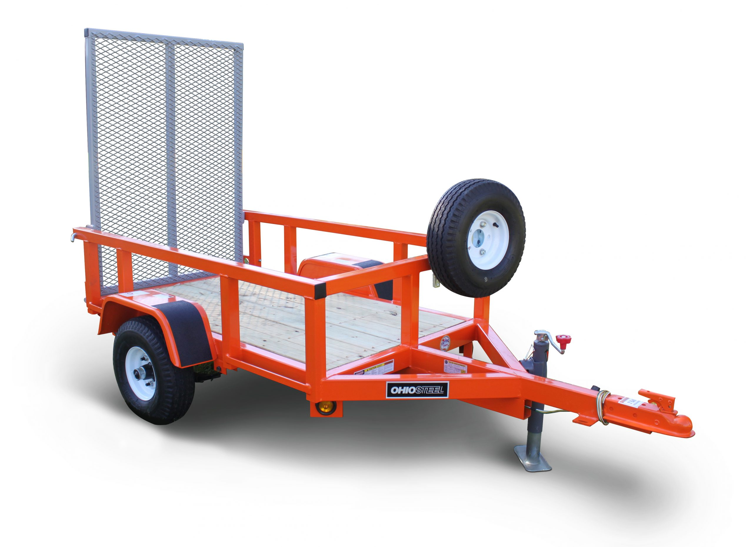 UTL3005HDR | The Home Depot Tool Rental 3 ft x 5 ft Utility Trailer