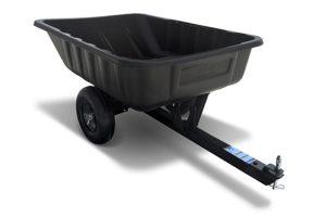 LD-8 | Ohio Steel 8 cu ft Poly Cart