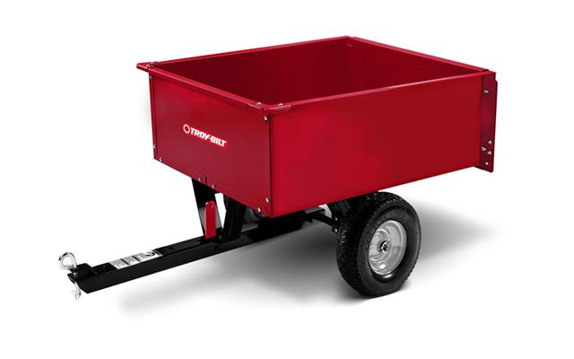 TB-350S | Troy-Bilt 9 cu ft Steel Dump Cart