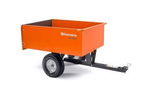DC 350S (588 20 88-03) | Husqvarna 9 cu ft Steel Dump Cart
